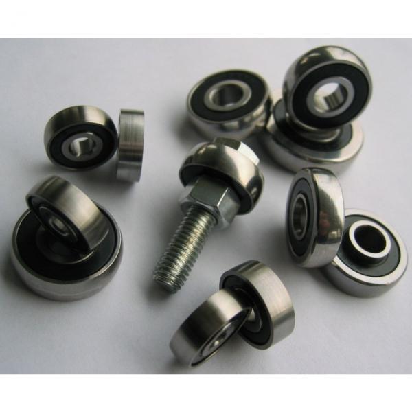 NJ334E Cylindrical Roller Bearing 170x360x72mm #1 image